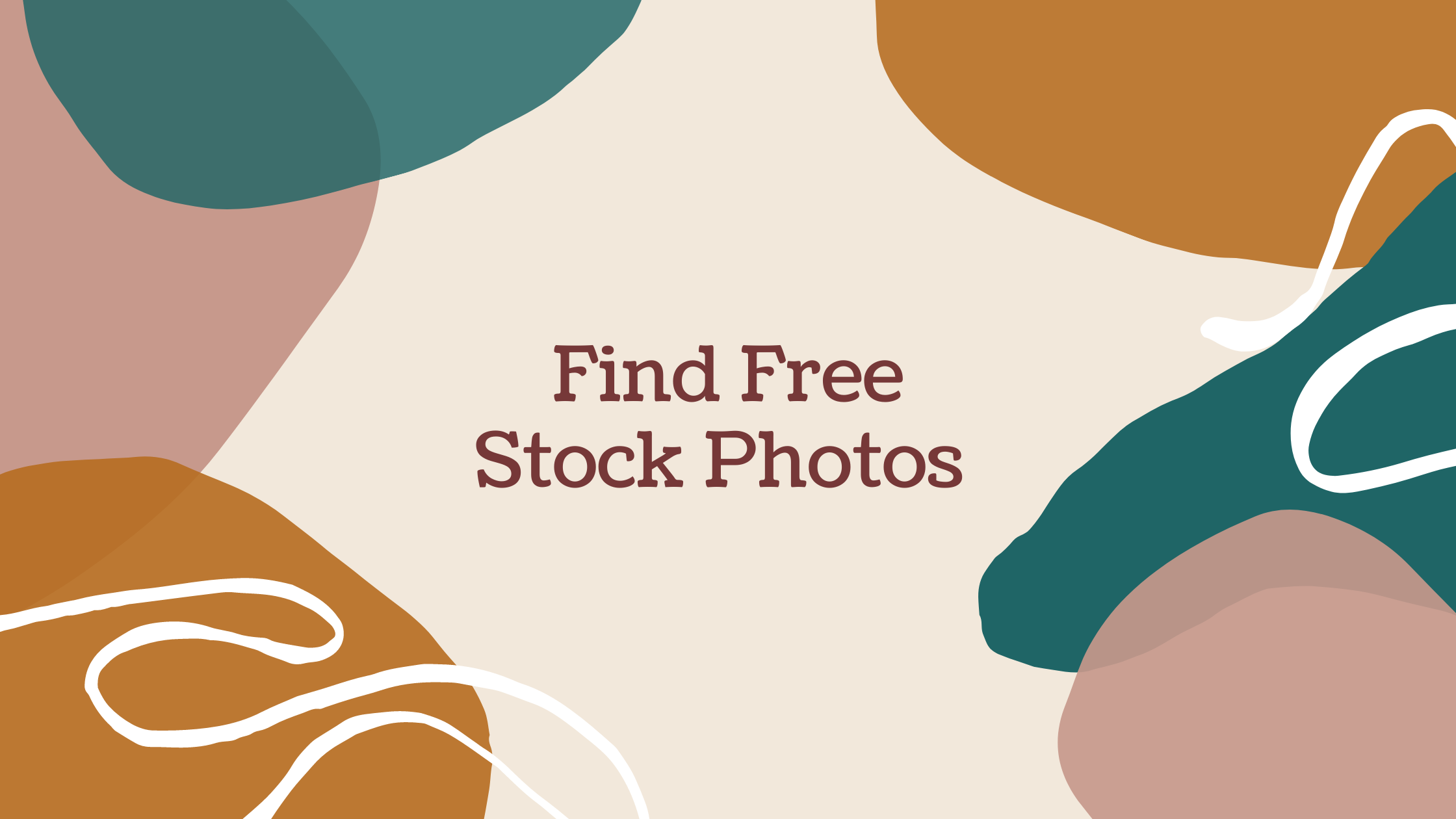 How to Find Free Stock Photos?